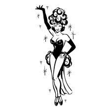 Paris danseuse cabaret