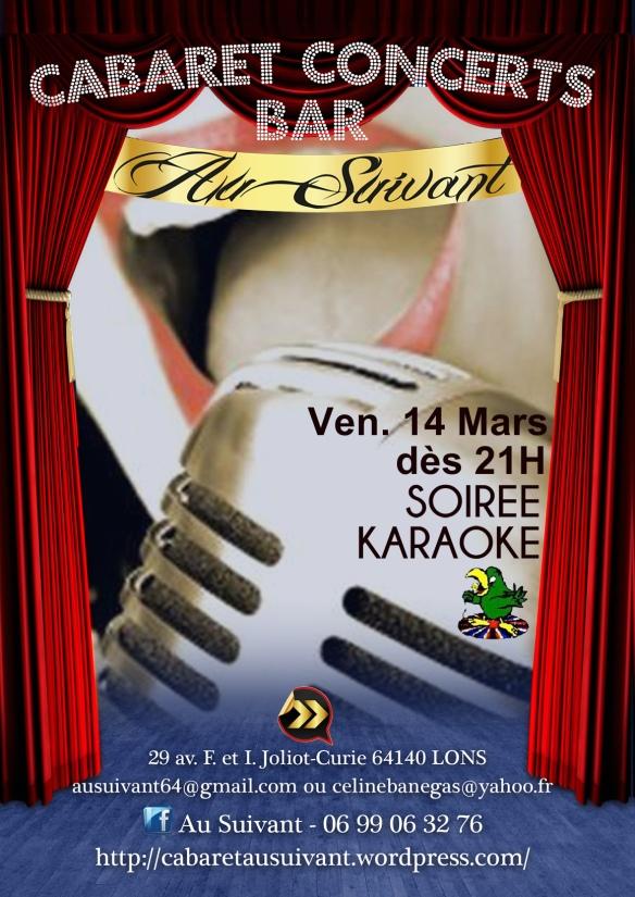 karaoké 14 Mars-petit